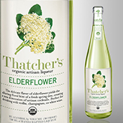 Thatcher's Elderflower Liqueur