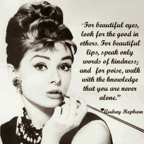 Audrey Hepburn Quotes Pictures