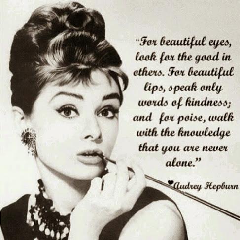 Audrey Hepburn Quotes Pictures