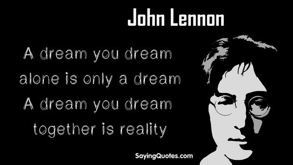 quotes of john lennon