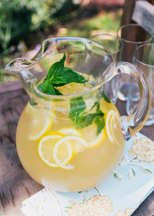Gunpowder lemonade