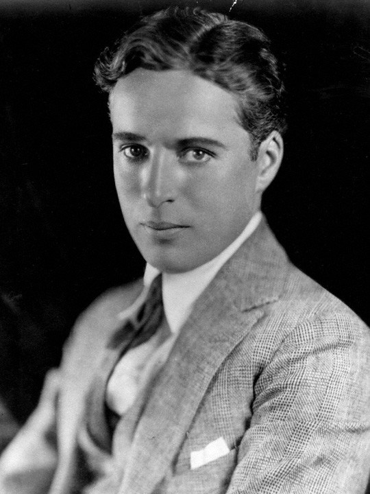 Charlie Chaplin Young Photo