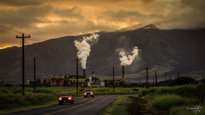 Maui Sugar Factory