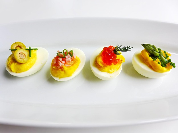 Choose-Your-Own-Adventure Deviled Eggs