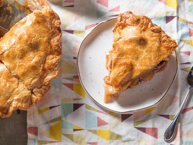 BraveTart's Easy, Old-Fashioned Apple Pie