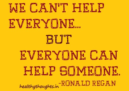 ronald regan-quotes-help-someone