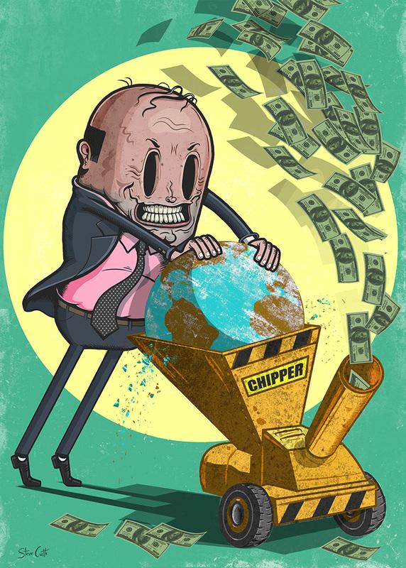 greedy-businessman